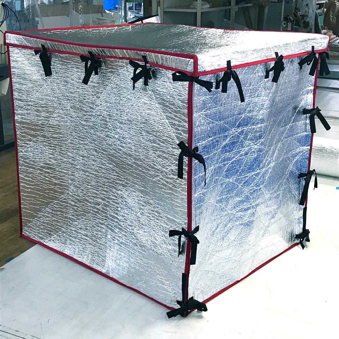 大きいサイズの保冷BOXカバー